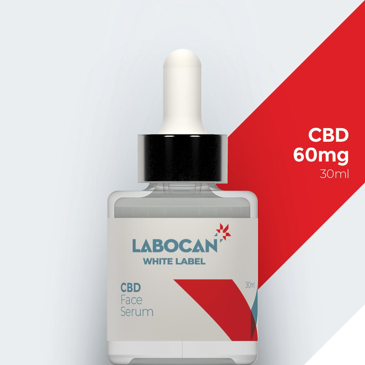 Labocan White label CBD Face Serum