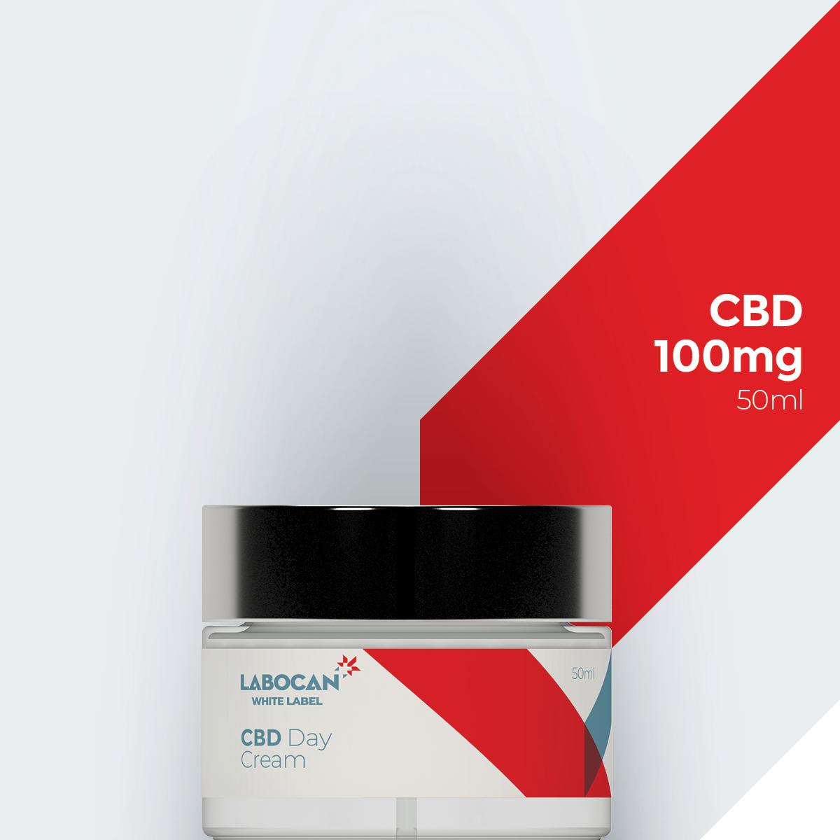 Labocan White Label CBD day cream