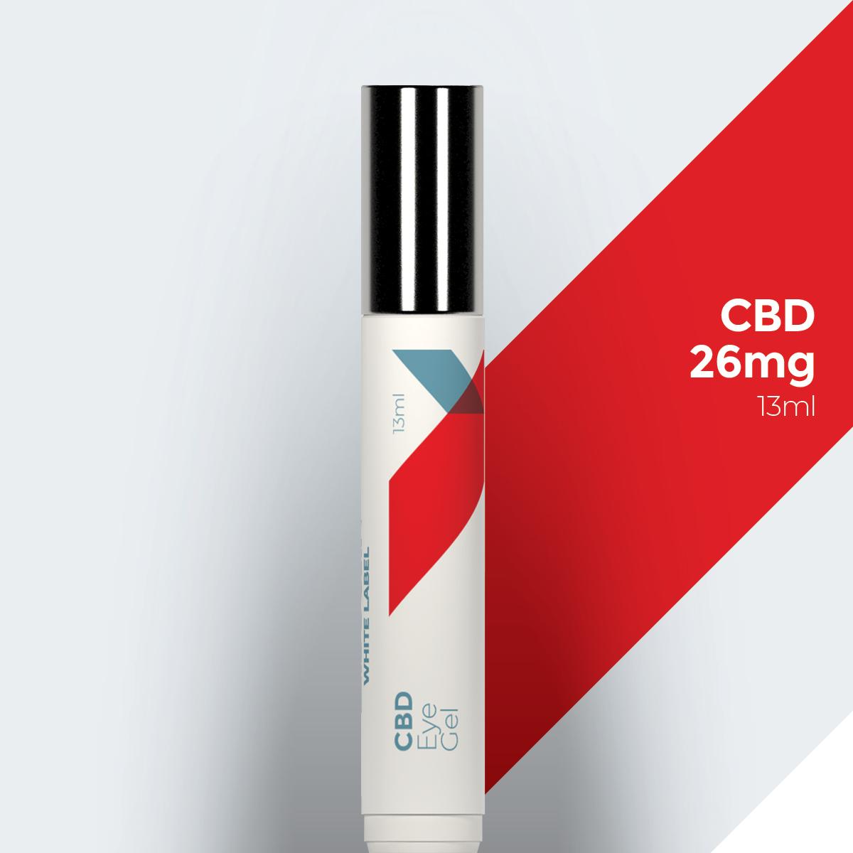 Labocan White label CBD Eye Gel