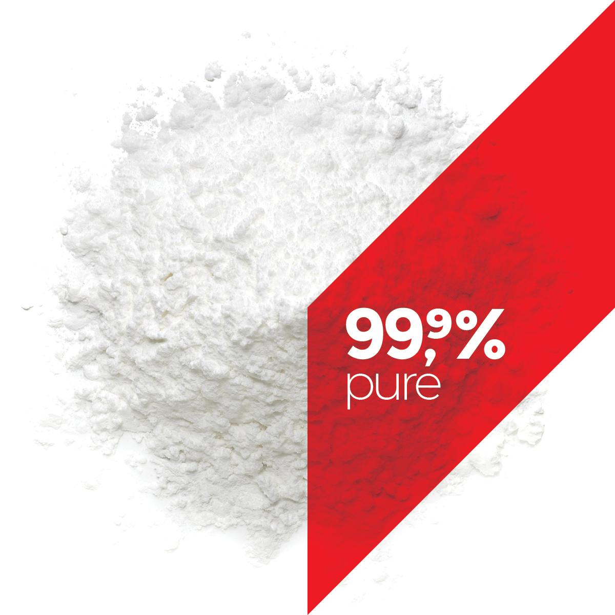 99,9% pure CBD