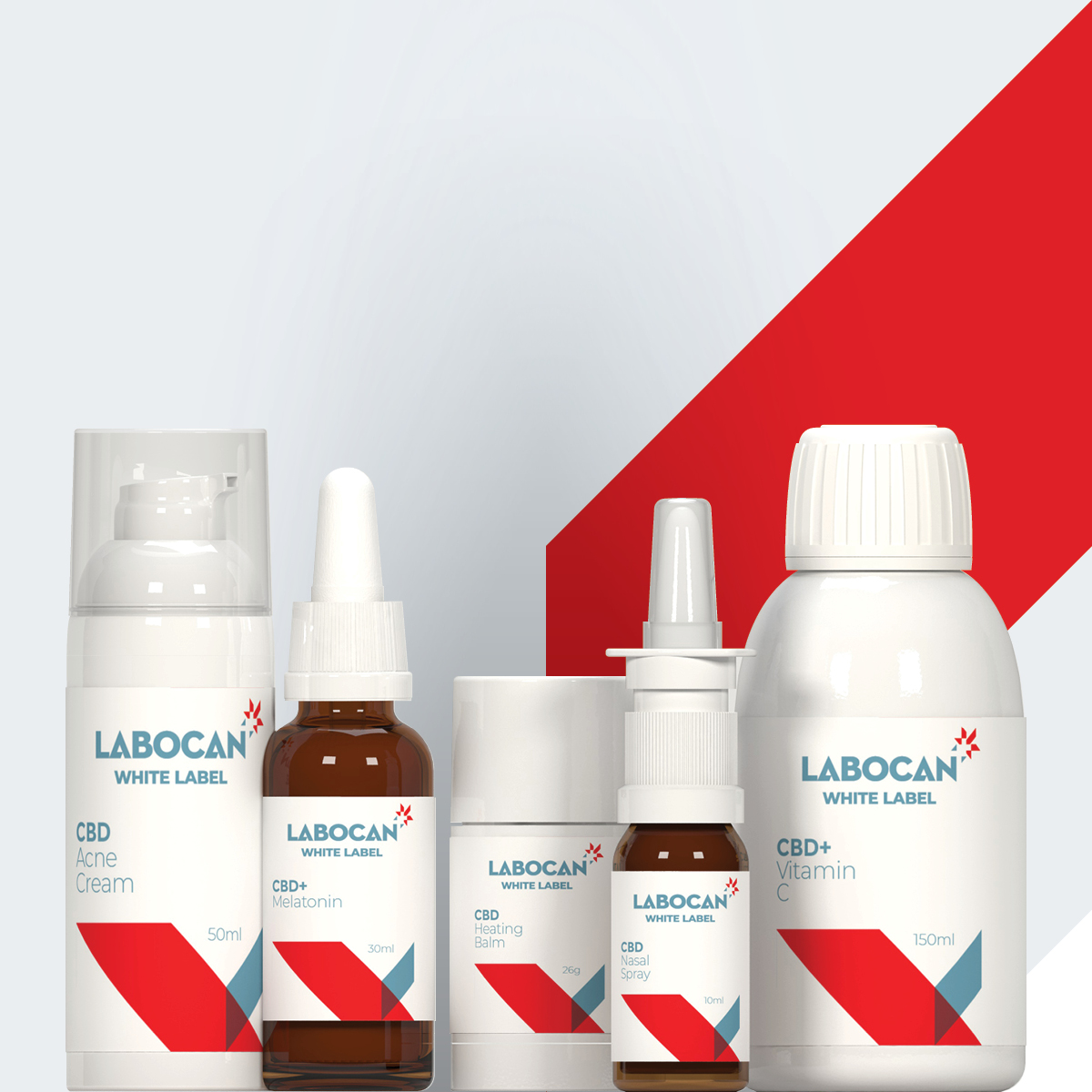 Labocan White label CBD products